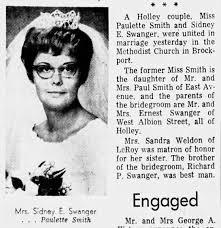 Paulette Smith, Sidney E Swanger - Newspapers.com