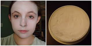 how to make face white makeup