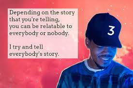 chance the rapper quotes quotereel