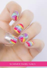 swirl nails 2 sonailicious