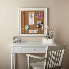 20 White Framed Cork Board By Artminds Michaels
