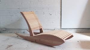 diy rocking lounge chair 1 0 you