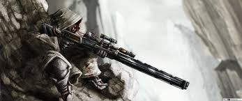 solr sniper hd wallpaper