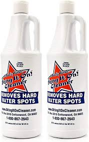 cleaner hard water spot remover
