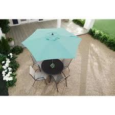 steel market outdoor patio umbrella