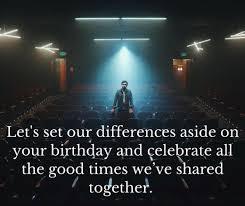 happy birthday wishes for your ex girlfriend or ex boyfriend