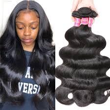 virgin brazilian body wave hair