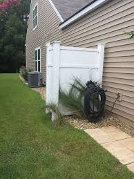 I Want To Make A Fence To Hide The Garbage Can Hometalk