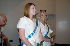 Megan Cook and Amber Davis - Marshals 2019 - Western Piedmont Community  College