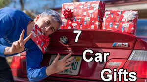 the best gifts for bmw car guys gals