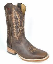 gavel mens rodeo square toe genuine