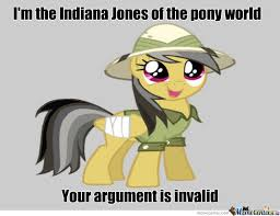 Image result for mlp i'm a magic horse your argument is invalid