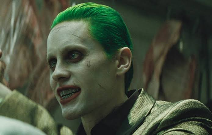 Jared Leto played Joker in Suicide Squad