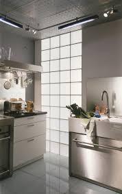 glass block wall interior design