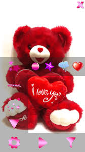 برنامه love teddy bear wallpapers
