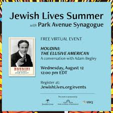 Jewish Lives - Join us on August 10th for a FREE virtual... | Facebook