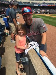 Andrew Romine made a new friend before... - Lehigh Valley IronPigs ...
