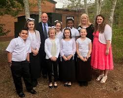 Paulding County Honors W. C. Abney Elementary Chorus