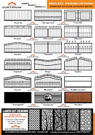 Gallery Of Gates Custom Auto Gates Fencing