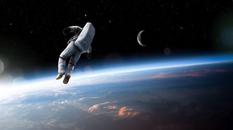 Zero-G in Space
