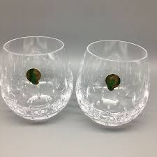 waterford crystal giftology pair