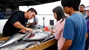 fish market ...