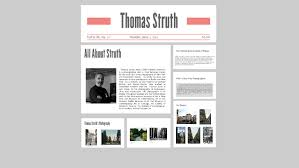 Thomas Struth by Abigail Wagner