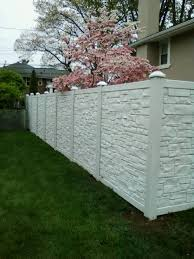 16 Brilliant Repurposing Ideas For Stone Fence Design Yards To Enjoy Every Moment Fence Designs