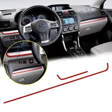 Exterior Accessories Xotic Tech Matte Red Fender Vent Overlays Vinyl Sticker Trim For Subaru Wrx Sti 2015 2020 Emblems