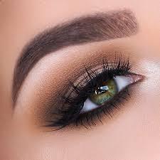 7 stunning makeup ideas for green eyes