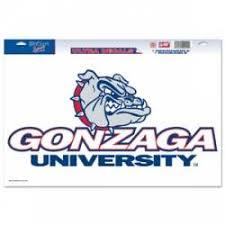 Gonzaga Bulldogs Stickers Decals Bumper Stickers