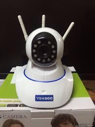 Camera giám sát IP không dây Yoosee 3 râu Wifi siêu khỏe ( New 2018 )