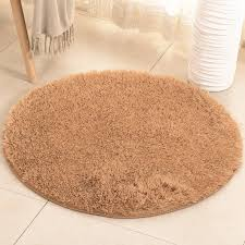Dodoing Super Soft Round Area Rugs For Bedroom Kids Rooms Living Room Playroom Fluffy Boys Girls