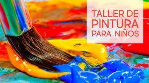 Taller de pintura para niños - Creando... - Taller de pintura para ...