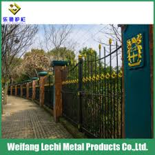 China Laser Cutting Decorative Security Aluminum Fence For Villa Garden Residential House China Fence Aluminum