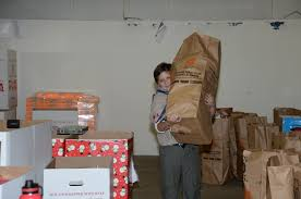 toys for tots meets goal distributes