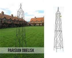 garden obelisk grabone
