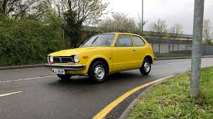 is this mk1 honda civic the genesis of
