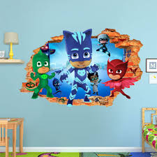 Pin By Donalyn Plutto On Brayden S Corner Boys Room Mural 3d Wall Wall Sticker