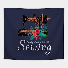 easily distracted by sewing gifts for