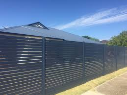 Slat Fencing Reliance Fencing Adelaide