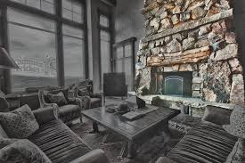 indoor real stone fireplace yelp