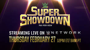 WWE Super ShowDown 2020 Card, Date, How To Watch