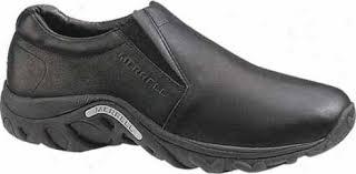 merrell jungle moc leather men s