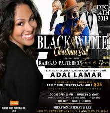 Black And White Christmas Ball Feat Rahsaan Patterson Live
