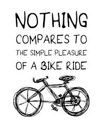 Inspirational quote about riding bike - Download Free Vectors ...