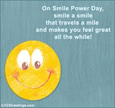 smile power day pictures and greetings
