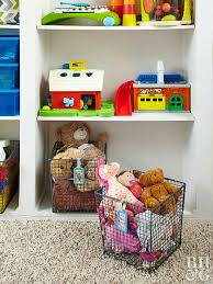 9 Clever Ideas For Storing Stuffed Animals Better Homes Gardens