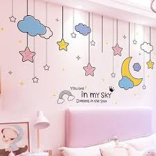 Bedroom Wall Stickers Living Room Background Wall Decoration Wall Painting Dining Room Decoration Wallpaper Mural Kids Room Wall Art Kids Bedroom Wall Decor Kids Room Wall Decor Kids Room Wall