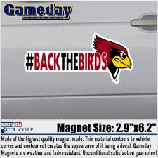 Illinois State University Auto Decal Window Sticker Other Car Truck Decals Stickers Auto Parts And Vehicles Tamerindsa Com Ar